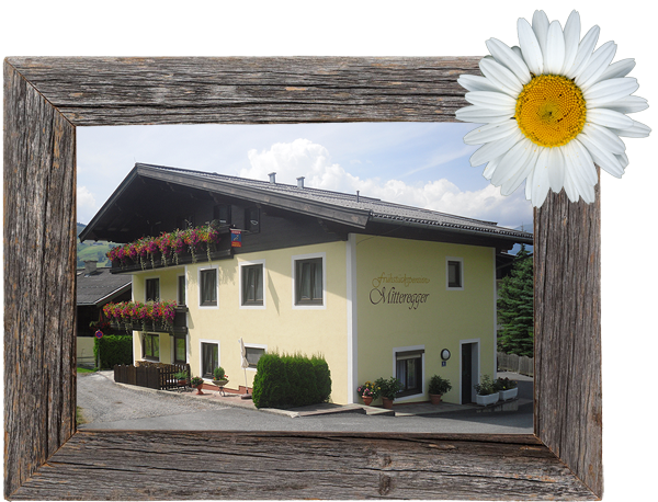 Unsere Pension in Kaprun