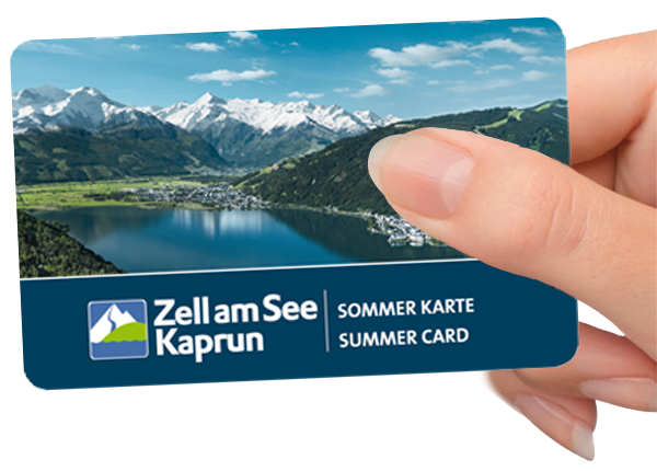 Zell am See - Kaprun Sommercard